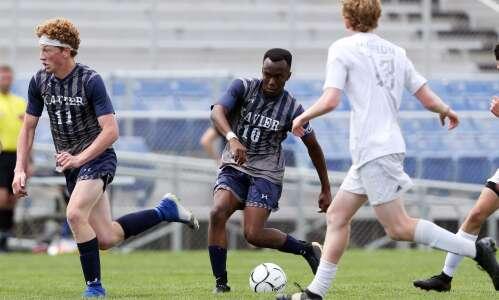 Iowa high school boys' state soccer tournament brackets, scores