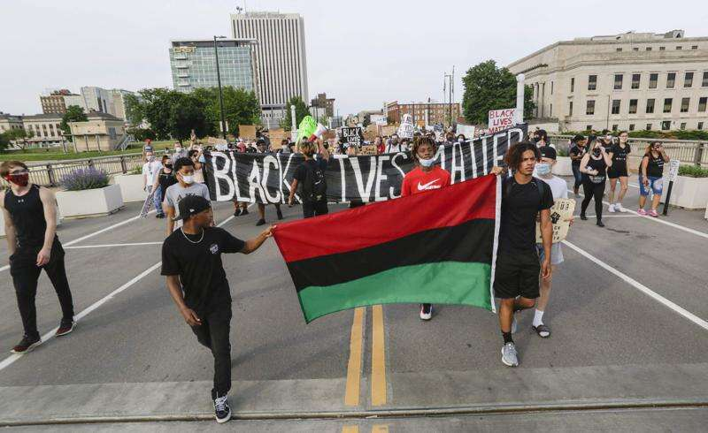 Cedar Rapids protesters plan Black Freedom Rally Friday afternoon