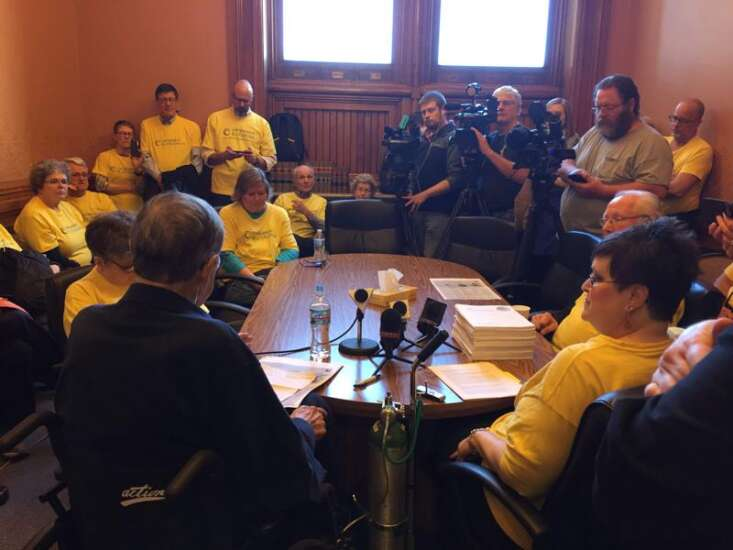 Iowa advocates seek legalization for end-of-life options