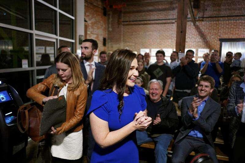 Iowa elects first women to U.S. House