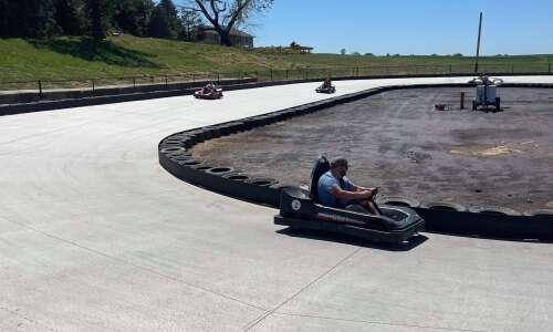 Nitro Speedway in Eastern Iowa a dream come true