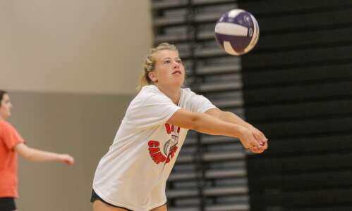 Liberty volleyball poised to 'take it all the way'