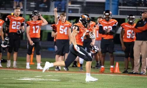 Photos: Cedar Rapids Prairie vs. Cedar Rapids Washington, Week 1…