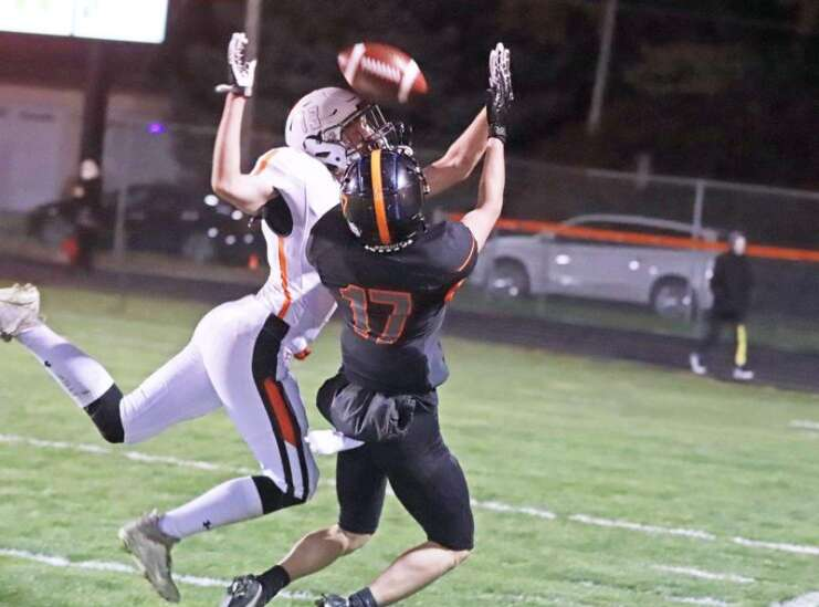 West Delaware pummels Washington in highly-anticipated Class 3A playoff game