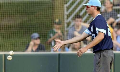 Iowans in pro baseball: Connor Van Scoyoc makes professional debut