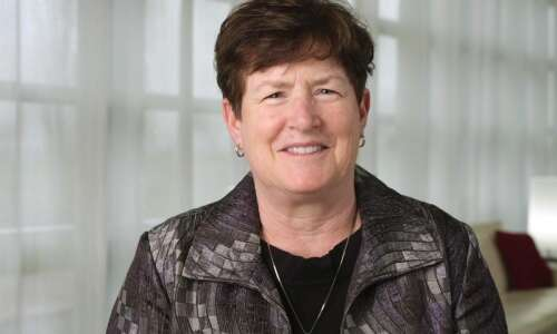 DeAnn Fitzgerald works for the power of vision