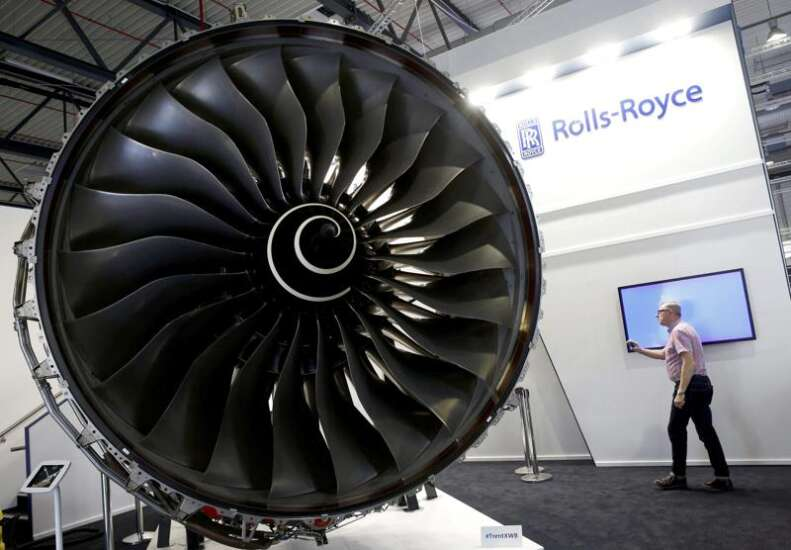 Rolls-Royce to pay more than $800 million to settle bribery charges