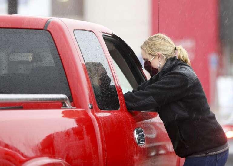 Rep.-elect Ashley Hinson: Biden's 100 days of masks coincides with Gov. Kim Reynolds' guidance