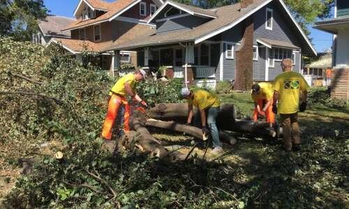 Mormon Helping Hands volunteers returning to Cedar Rapids for weekend…