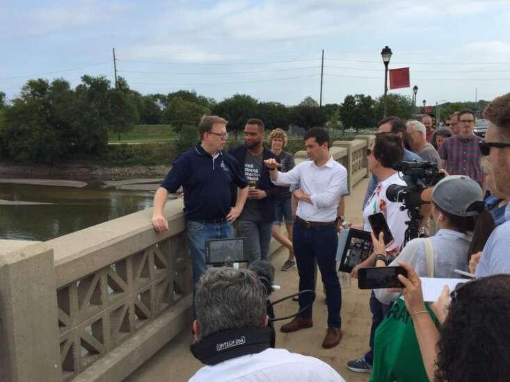 Pete Buttigieg ramps up Iowa campaign, opening 20 offices including in Cedar Rapids, Iowa City