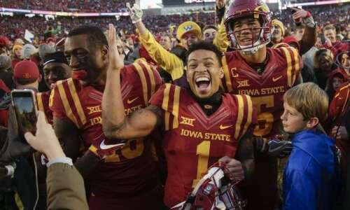 Iowa State 14, No. 4 TCU 7: Matt Campbell knows…