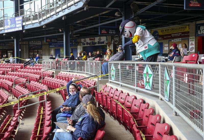 Cedar Rapids Kernels pivot from baseball company to entertainment company with season canceled