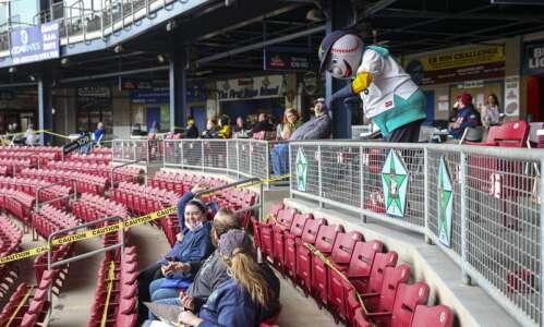 Cedar Rapids Kernels pivot from baseball company to entertainment company…