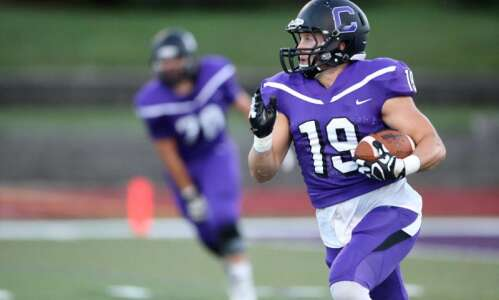 Cornell and Illinois College deliver another thriller