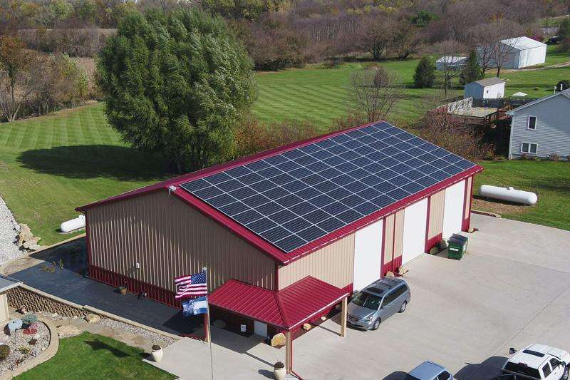 Utilities, solar advocates reach accord on rate, usage bill in Iowa Legislature