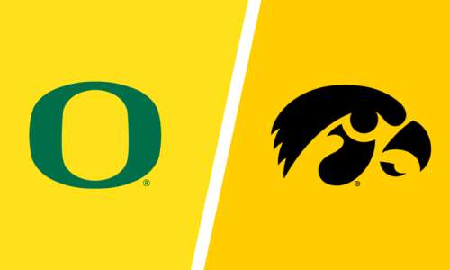 Iowa vs. Oregon: Live updates, highlights from NCAA tournament second…