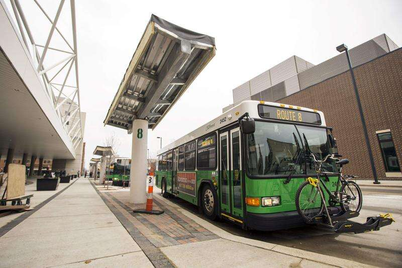 Lindale express among Cedar Rapids transit ideas
