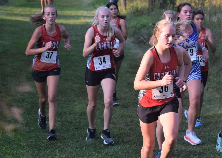 Winfield-Mount Union wins boys cross-country meet
