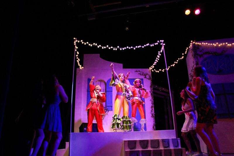 REVIEW: 'Mamma Mia!' dazzles on Old Creamery Theatre stage