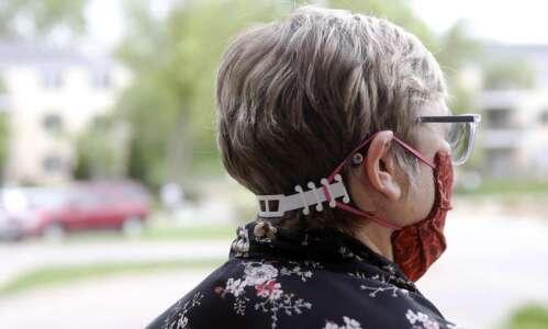 Cedar Rapids mold company donates 'ear savers' for mask wearers