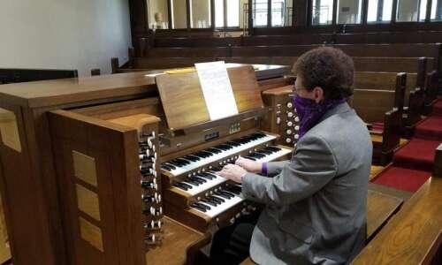 Longtime church musician weaves music through ministry
