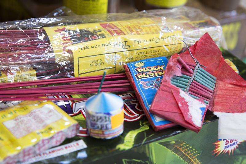 Johnson County sheriff extinguishes talk of crackdown on illegal fireworks