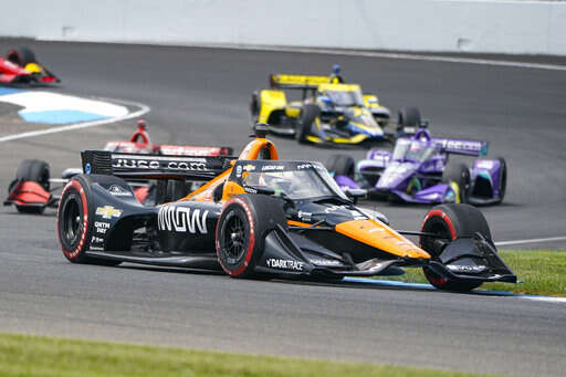 IndyCar to return to Iowa Speedway at Newton for 2022 doubleheader