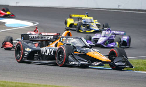 IndyCar to return to Iowa Speedway for 2022 doubleheader