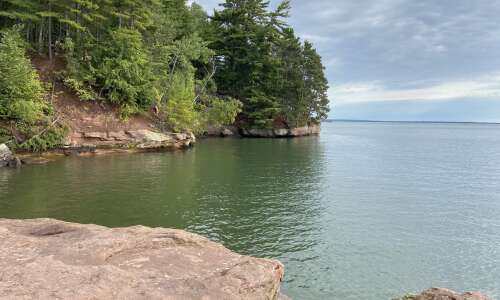 Bayfield, Wis., and nearby islands are the crown jewels of…