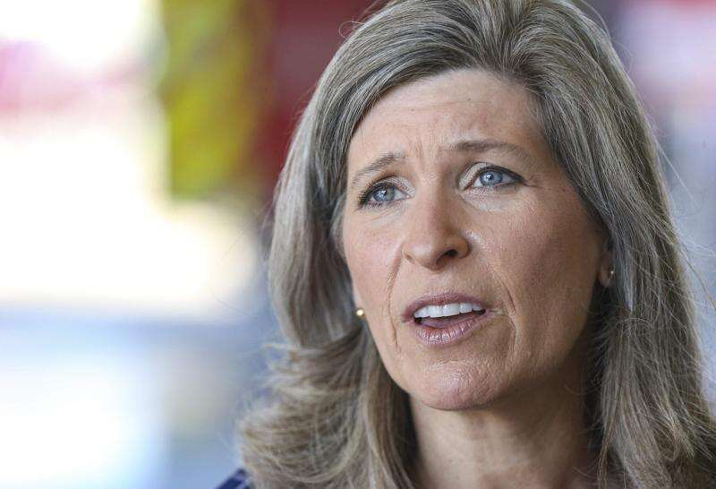Ernst: Biden has failed to act on promise to reach across party lines