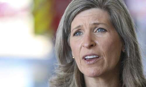 Ernst: Biden has failed to act on promise to reach…
