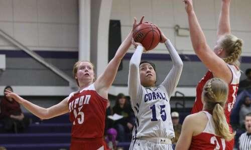 Photos: Cornell College women's basketball vs. Ripon