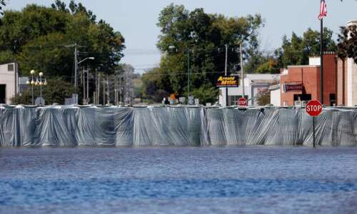 Palo, Vinton awaiting word on any federal flood protection funds