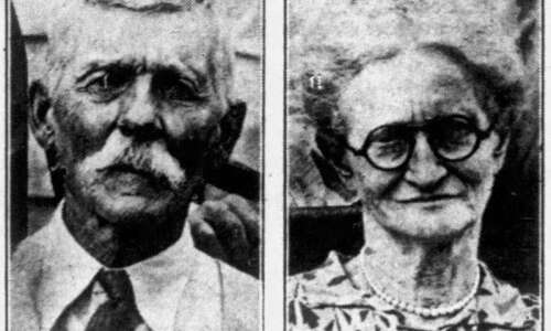 Time Machine: Married 66 years, Cedar Rapids' Allen and Elizabeth…