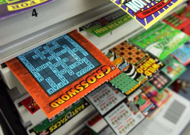 Iowa Lottery revenues and prizes drop, but it meets budget
