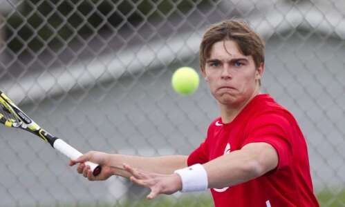 COMMUNITY: Tennis is a lifetime sport