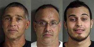 Three Tiffin relatives accused of multiple drug-related offenses