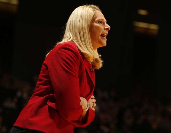 Iowa women's basketball schedule 2021-22: Hawkeyes face difficult closing stretch