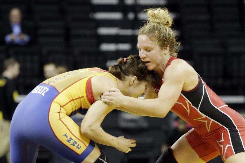 University of Iowa announces addition of women's wrestling program