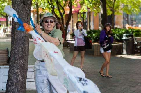 Plastic bag ban not needed in Iowa City, recycling coordinator says