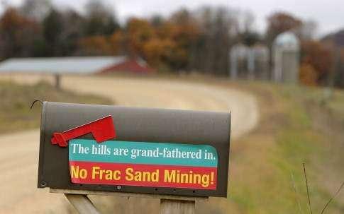 Allamakee supervisors approve frac sand mining moratorium
