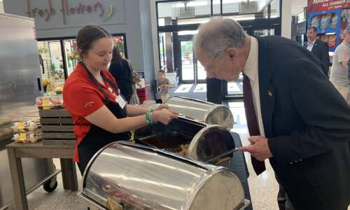Chuck Grassley sees no need for vaccination lottery