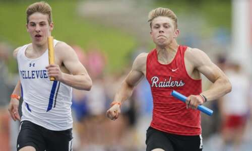 Iowa boys' track and field: 5 things to watch, maybe,…