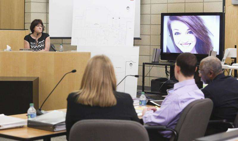 Kozak texted woman, saying he was going to kill Andrea Farrington, hours before shooting