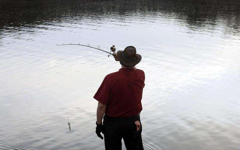 Walleyes abundant in area rivers