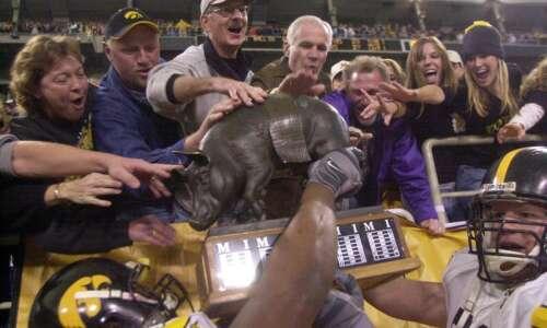 Kirk Ferentz knows a big part of winning football games…
