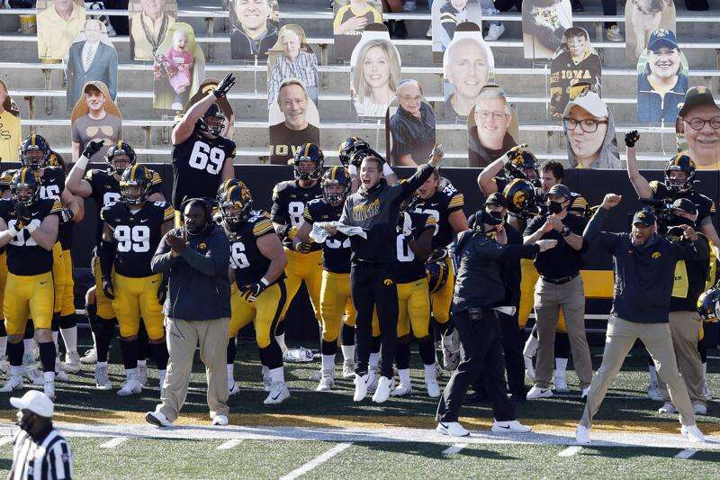 For Iowa football this year, a Kinnick game isn't a Kinnick game