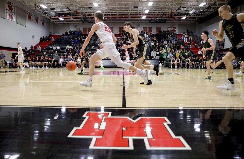 Backcourt powers Linn-Mar boys' basketball to new heights against Cedar Rapids Kennedy