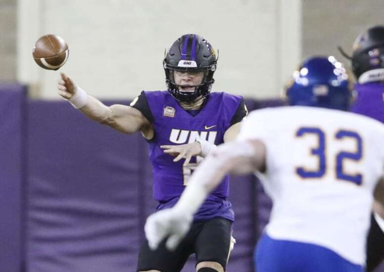 Will McElvain expected to return as UNI starting QB after COVID-19 quarantine