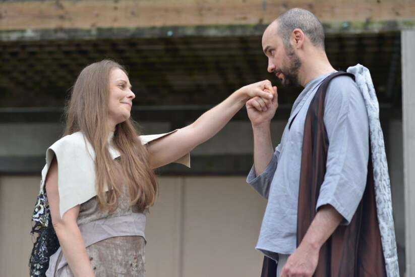 Riverside Theatre returns with free Shakespeare in Iowa City park